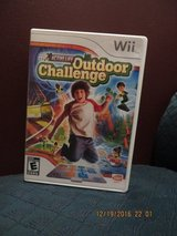 Nintendo Wii ACTIVE LIFE OUTDOOR CHALLENGE COMPLETE WITH ACTIVITY MAT in Lockport, Illinois