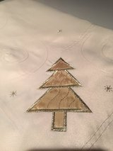 Tablecloth, Tea Cloth for Christmas in Ramstein, Germany