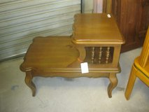 Wood 2-Tier End Table (956-251) in Camp Lejeune, North Carolina