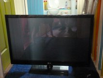 42 inch LG TV, not quite working properly in Lakenheath, UK