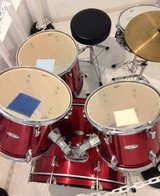 PERCUSSION PLUS 5-piece DRUM SET in Okinawa, Japan