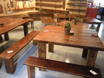 Reclaimed Vintage Barn Wood Tables Mantels in DeKalb, Illinois