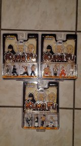 Kung Fu Masters - Micro Icons Set in Fort Bliss, Texas