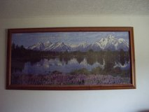 Very Large Framed Poster of Grand Teton NP in Mountain Home, Idaho