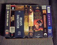 VHS Movies in Tomball, Texas