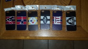 NIB NFL Phone Case Covers for Iphone 5 in El Paso, Texas