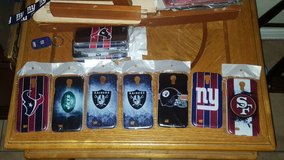 NIB NFL Phone Case Covers for Samsung Galaxy S4 in El Paso, Texas