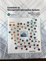 ESSENTIALS OF MANAGEMENT INFORMATION SYSTEMS in Fort Polk, Louisiana