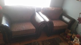 2 Couch Chairs in Barstow, California