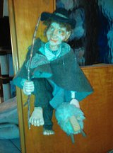"""Marionette Sheppard (String Puppet) all hand made and painted, 17"""" Tall from Head to Toe! 28 inc... in Ramstein, Germany"""