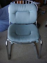 Chrome Accent Chair in Camp Pendleton, California