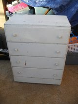 ##  Painted Vintage Dresser  ## in Yucca Valley, California