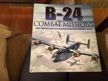 B-24 Combat Missions in Chicago, Illinois