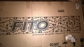 Bicycle parts by Fito in Byron, Georgia