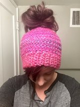 Messy bun hats in Colorado Springs, Colorado