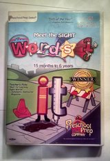 Sight Words DVD in Conroe, Texas