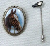 Great Pr. Horse Related Jewlery - Ladies Pin & Stick Pin in Aiken, South Carolina