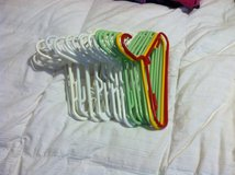 Baby/toddler hangers (23ea) in Bolling AFB, DC