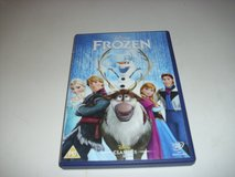 frozen dvd in Lakenheath, UK