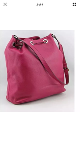 Authentic pink Michael kors purse large in Camp Lejeune, North Carolina