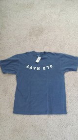 Blue Old Navy T-Shirt - NEW in Camp Lejeune, North Carolina