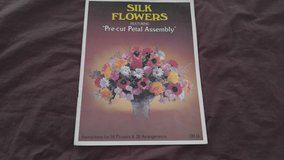 Silk flower book in Naperville, Illinois