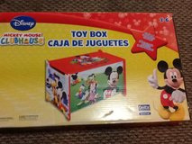 Mickey Mouse Toy Box New in Beaufort, South Carolina