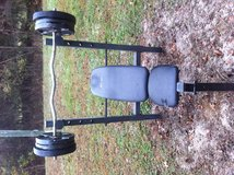 gym bench and weight in Beaufort, South Carolina