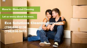 Eco Solutions Cleaning Services in Fort Benning, Georgia