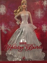 2008 Holiday Barbie in Fort Rucker, Alabama