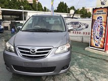 2005 Mazda MPV - One Owner - LOW KMs - Dual Power Slide - Super Clean - Compare & $ave! in Okinawa, Japan