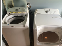 Maytag washer and dryer in Lockport, Illinois