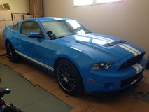2012 Mustang Shelby GT500 in Schofield Barracks, Hawaii