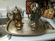 *SALE* 5 PC. TEA & COFFEE SET in Hinesville, Georgia