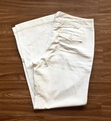 Women's TOMMY HILFIGER Off White Pants. Size 12. in Okinawa, Japan