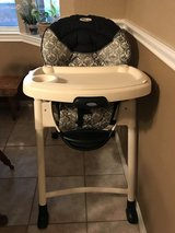 High chair in Conroe, Texas