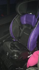 booster car seat used for about a week! very good condition in Birmingham, Alabama
