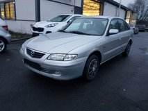 2001 Automatic Mazda 626 *LOW KM 84000 *New inspection *Best Condtion in Spangdahlem, Germany