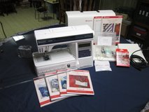 HUSQVARNA VIKING QUILT DESIGNER SEWING & EMBROIDERY MACHINE in Sandwich, Illinois