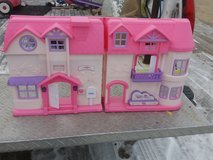Small Doll house in Fort Riley, Kansas