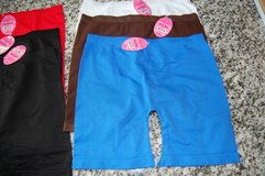 Underwear Panties seamless for yoga etc.  Brand new Blue, brown and white here in Lockport, Illinois