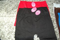 Panties Underwear seamless for yoga etc pants. Brand new tags. Black and red ones here in Lockport, Illinois