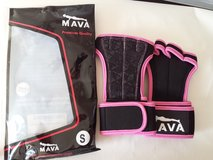Mava Cross training gloves size small pink in Fort Campbell, Kentucky