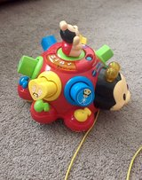 Lady Bug Learning Toy in Fort Rucker, Alabama