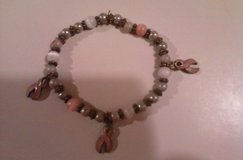 breast cancer bracelet in Fort Campbell, Kentucky