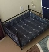 NEW CUTE WROUGHT IRON DOG BED in Yucca Valley, California