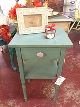 Blue Side Table in Temecula, California