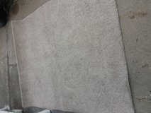 Small beige rug in Fort Riley, Kansas