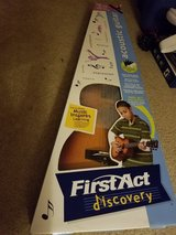 Acoustic aguitar by first act new in Naperville, Illinois