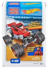 NEW in sealed box Hotwheels Mega Bloks Dune it up Monster Truck in Camp Lejeune, North Carolina